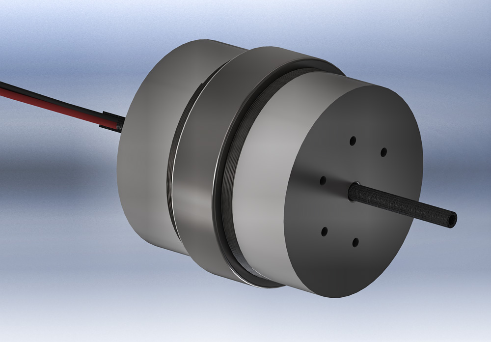 Second prototype actuator